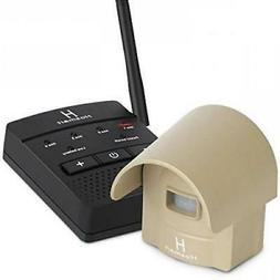 Long Range Wireless Driveway Alarm System Weatherproof Motio