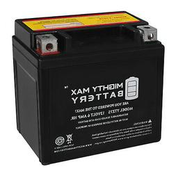 Mighty Max YTZ7S 12V 6AH Battery for BMW 1000 HP4  13-14