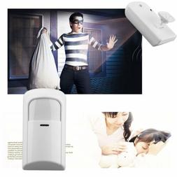 New Wireless PIR Motion Sensor Detector For Home Security Al