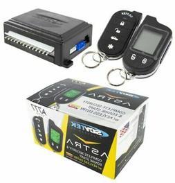 a777 car alarm system with keyless entry