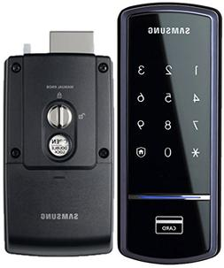 Samsung SHS-1321 Digital Door Lock, RIM Deadbolt, Touchscree