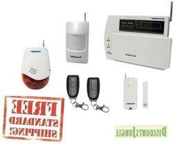 Security Man D.I.Y. Wireless Home Alarm System Kit