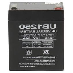 12V 5AH SLA BATTERY FOR ELECTRIC SCOOTER / ALARM SYSTEM BATT