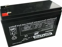 UltraTech 12V 7AH BACKUP BATTERY UT1270 Honeywell GE DSC Ala