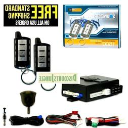 Viper - 1-way Security System - Multi