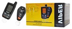 Viper 3305V 2-Way Car Security System Remote Alarm Keyless E