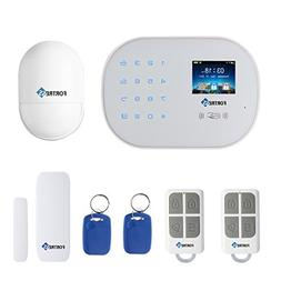 Wi-Fi 3G/4G GSM Security Alarm System- S6 Titan Starter Kit