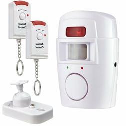 Wireless Motion Sensor Alarm Security Detector Indoor Outdoo