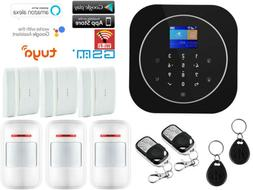 U01 WIFI Internet APP GSM RFID Wireless Tuya Home Security A