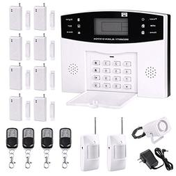 AG-Security Home Security System Professional Wireless GSM R