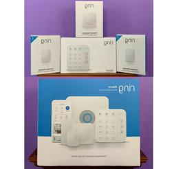 Ring Alarm 14-piece Kit 2nd Generation Home Security System