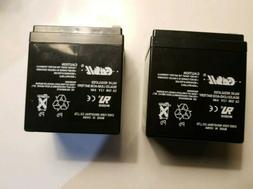 Alarm Back up Battery 12 Volt 4.0ah