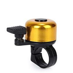 Alarm Sound - Bicycle Bells Plastic Safety Cycling Handlebar