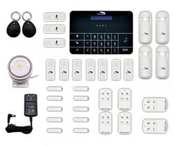 Alarm System, Professional Wireless Home Office Security Sys