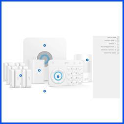 Ring Alarm Wireless 10-piece Security Kit, Simple Setup