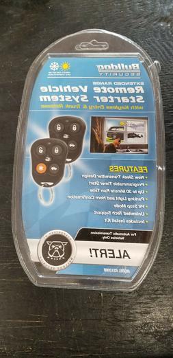 Alert Remote Start with Alarm System for cars model 450R