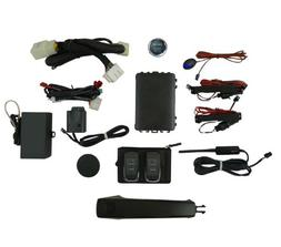 EasyGO AM-GMT-501Q Smart Key Remote Start and Alarm System w