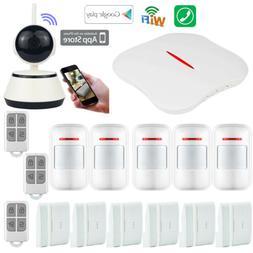 X88 KERUI APP WIFI PSTN Wireless Home Security Alarm Burglar