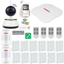 B40 KERUI APP WiFi PSTN Wireless Home Security Alarm Burglar