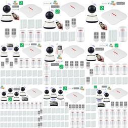 U96 KERUI APP WiFi PSTN Wireless Home Security Alarm Burglar