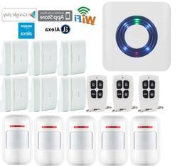 B63 IOS/Android APP Conrol WiFi IP Wireless Home Security Al
