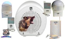 Barking Dog Alarm Safety Technology SafeFamilyLife Build Sys