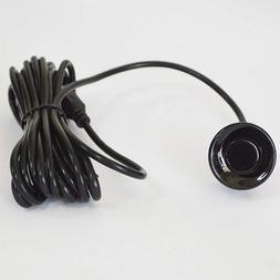 Black : Viecar Car LED Parking Sensor Kit 4 Sensors 22mm Bac