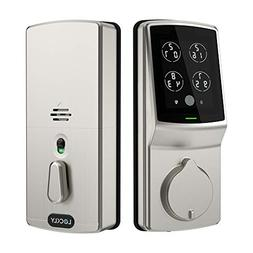 Lockly Bluetooth Keyless Entry Door Smart Lock  | Advanced E