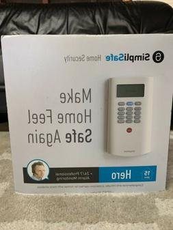 SimpliSafe HERO Home Security Alarm System - 15 Piece Kit  -