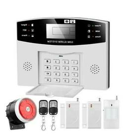 Brand New Thustar QXC500 GSM Security Alarm System with LCD