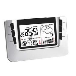Brave Consternation Weather Alarm Clock Clocks - Multifuncti