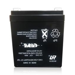 CASIL CA-1240 12V 4AH SLA Battery for Casil CA1240 Alarm Con
