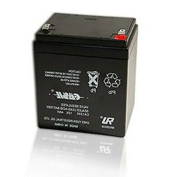 CASIL CA-1240 12V 4AH Security Alarm Battery Replaces 4Ah AD