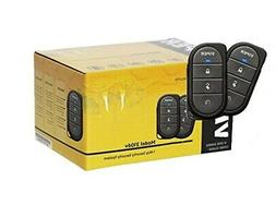 VIPER 3105V 3-CHANNEL 1-WAY CAR ALARM SECURITY KEYLESS ENTRY