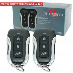 Viper CAR ALARM SECURITY SYSTEM KEYLESS ENTRY SYSTEM 3 CHANN