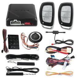 EASYGUARD car alarm system smart key pke keyless entry push