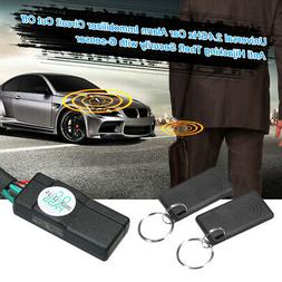 Car Engine Immobilizer Anti-Theft Anti-stealing Alarm System