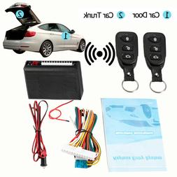 car Intelligent Window Closer Car Vehicle Remote Door Lock <