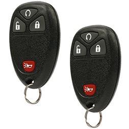 Car Key Fob Keyless Entry Remote fits Chevy Silverado Traver