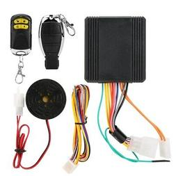 Car Motorcycle Security Alarm Horn System Wireless Remote Co