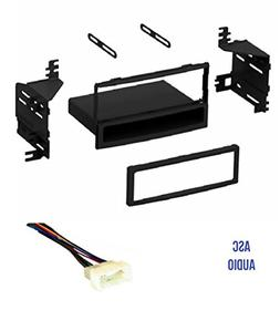 ASC Audio Car Stereo Radio Dash Kit and Wire Harness for ins