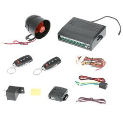 Car Vehicle Auto Burglar Alarm Protection Keyless Security S