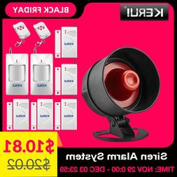 KERUI Cheap Wireless Burglar <font><b>Alarm</b></font> <font