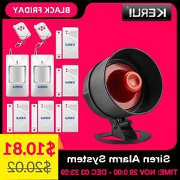 KERUI Cheap Wireless Burglar <font><b>Alarm</b></font> <font