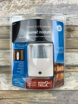 GE Choice Alert Wireless Alarm System Motion Sensor