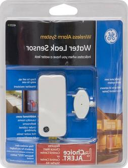 GE Choice Alert Wireless Alarm System Water Leak Sensor REQU
