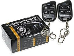 Compustar CS800-S 1-Way Remote Start with 2 4-Button Remotes