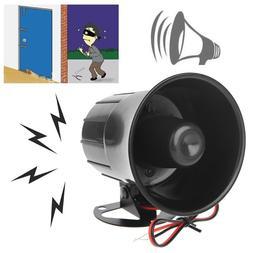 Free Shipping DC 12V Wired Loud <font><b>Alarm</b></font> <f