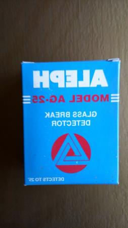 Detector Aleph AG-25 Glass Break, Security alarm system, BNO