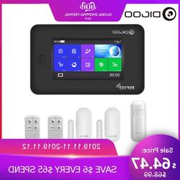 Digoo DG-HAMA All Touch Screen Alexa Version 433MHz GSM&WIFI